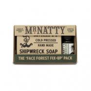 Mr Natty Face Forest Fix Up Presentask