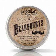 Beardburys Beard & Mustache Wax