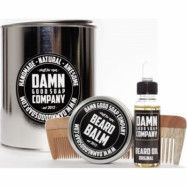 Damn Good Soap Company DGSC Beard Kit With Comb 135 ml