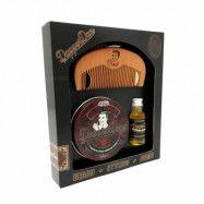 Dapper Dan Hairy Man Combo Gift Set-Deluxe Pomade