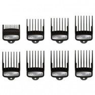 Premium Attachment Combs 10 st för Wahl Clippers - 03421-100
